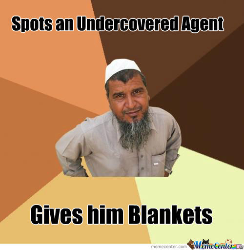 Good Guy Aziz Undercovered