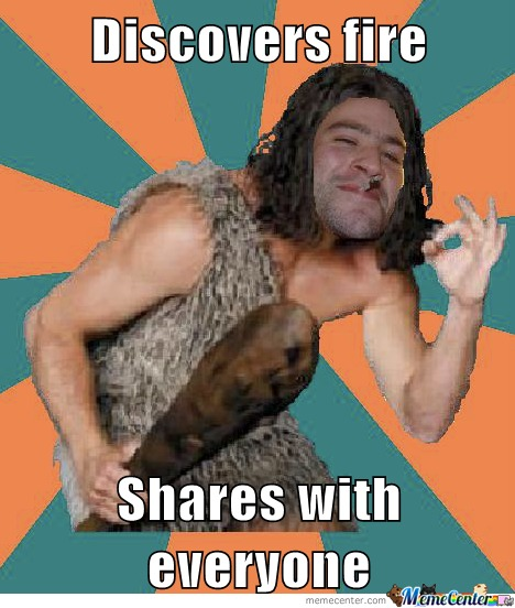 Good Guy Caveman