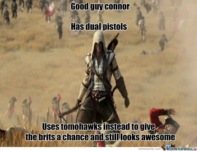 Good Guy Connor