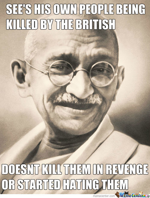Good Guy Gandhi, Good Guy Gregs Idol