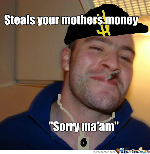 Good Guy Gangster