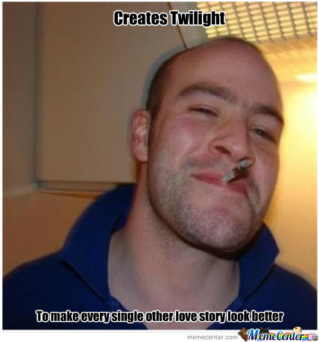 Good Guy Greg Creates Twilight