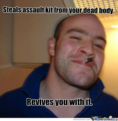 Good Guy Greg Plays Bf3.