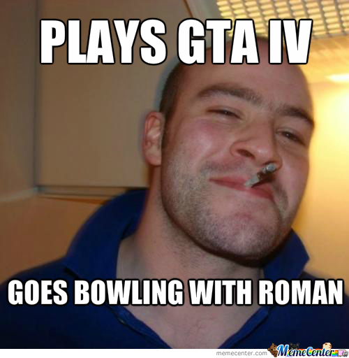 Good Guy Greg Plays Gta4