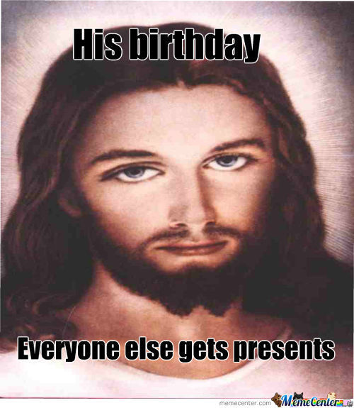 Good Guy Jesus