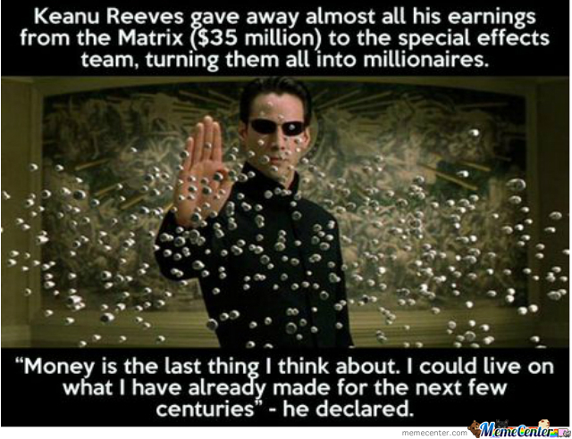 Keanu Reeves Nice Guy 38