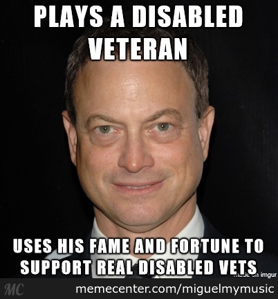Good Guy Lt. Dan