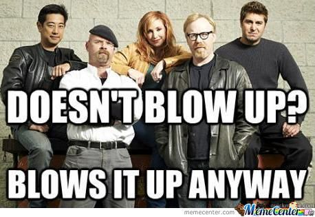 Good Guy Mythbusters