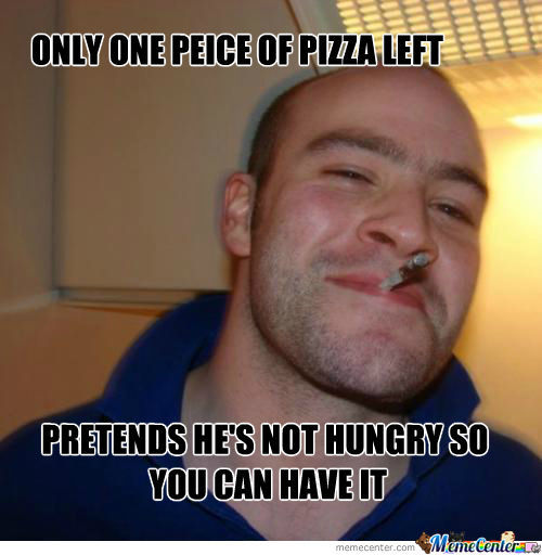 Good Guy Pizza Greg