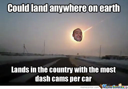 Good Guy Russian Meteor
