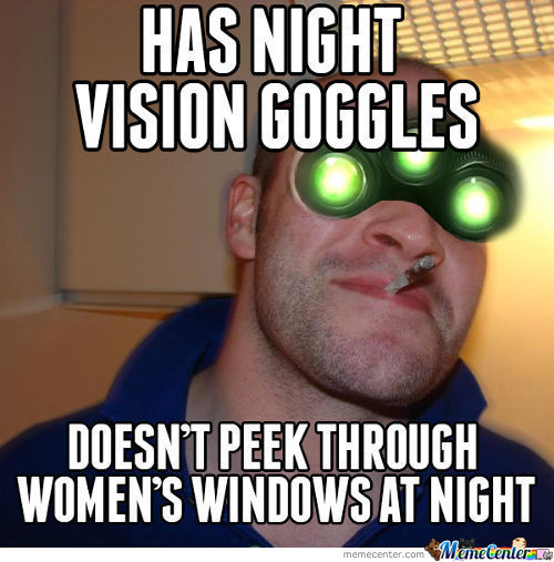 Good Guy Sam Fisher