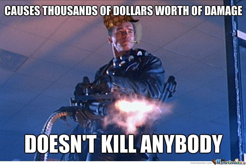 Good Guy Scumbag Terminator