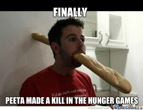Good Job, Peeta