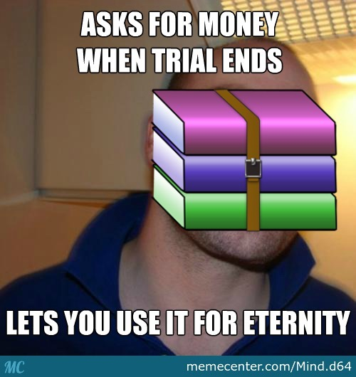 Good Man Winrar