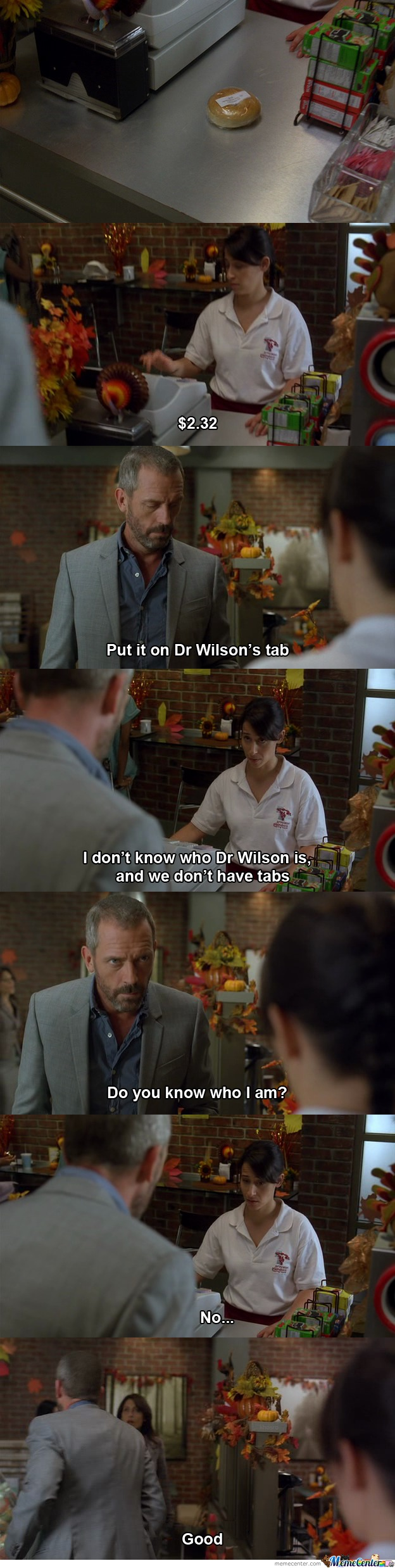Good Ol' Dr. House