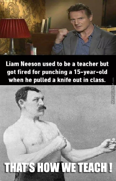 Good Old Neeson