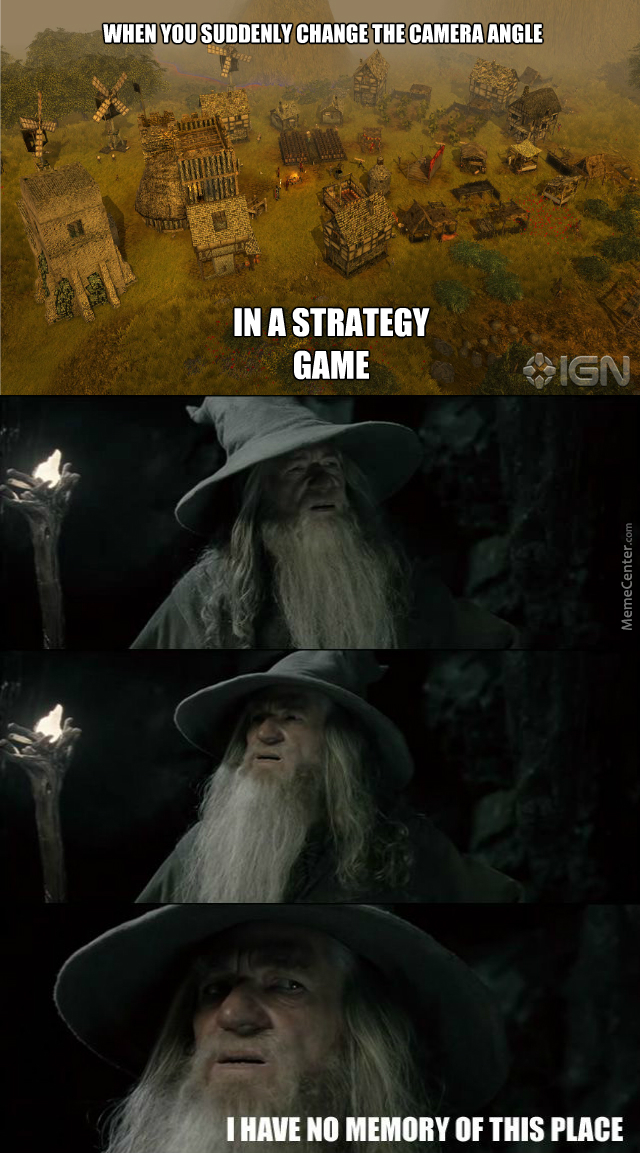 Good Old Strategy Game