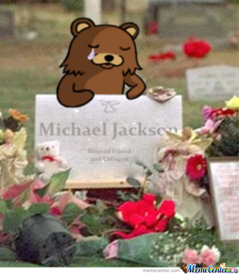Goodbye Michael Jackson