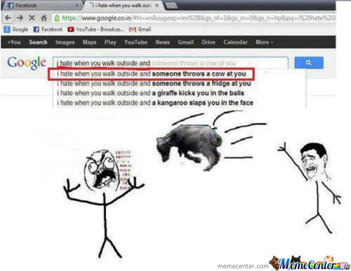 Google.....'facepalm'