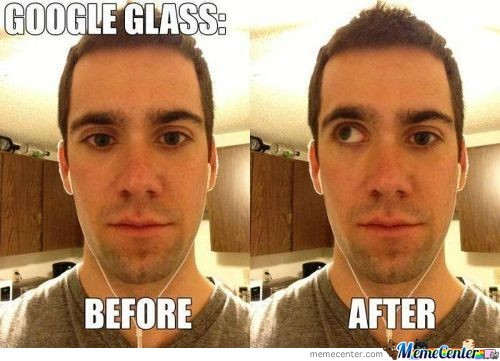 Google Glass Effect