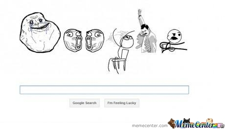 Google In Meme Faces