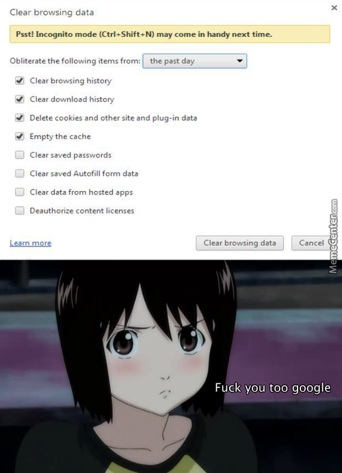 Google Knows What You Are Doing