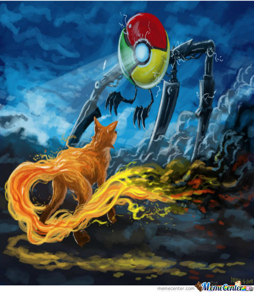Google Vs.firefox