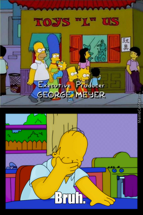 Gotta Love Stereotyping Simpsons. Source: S13E4
