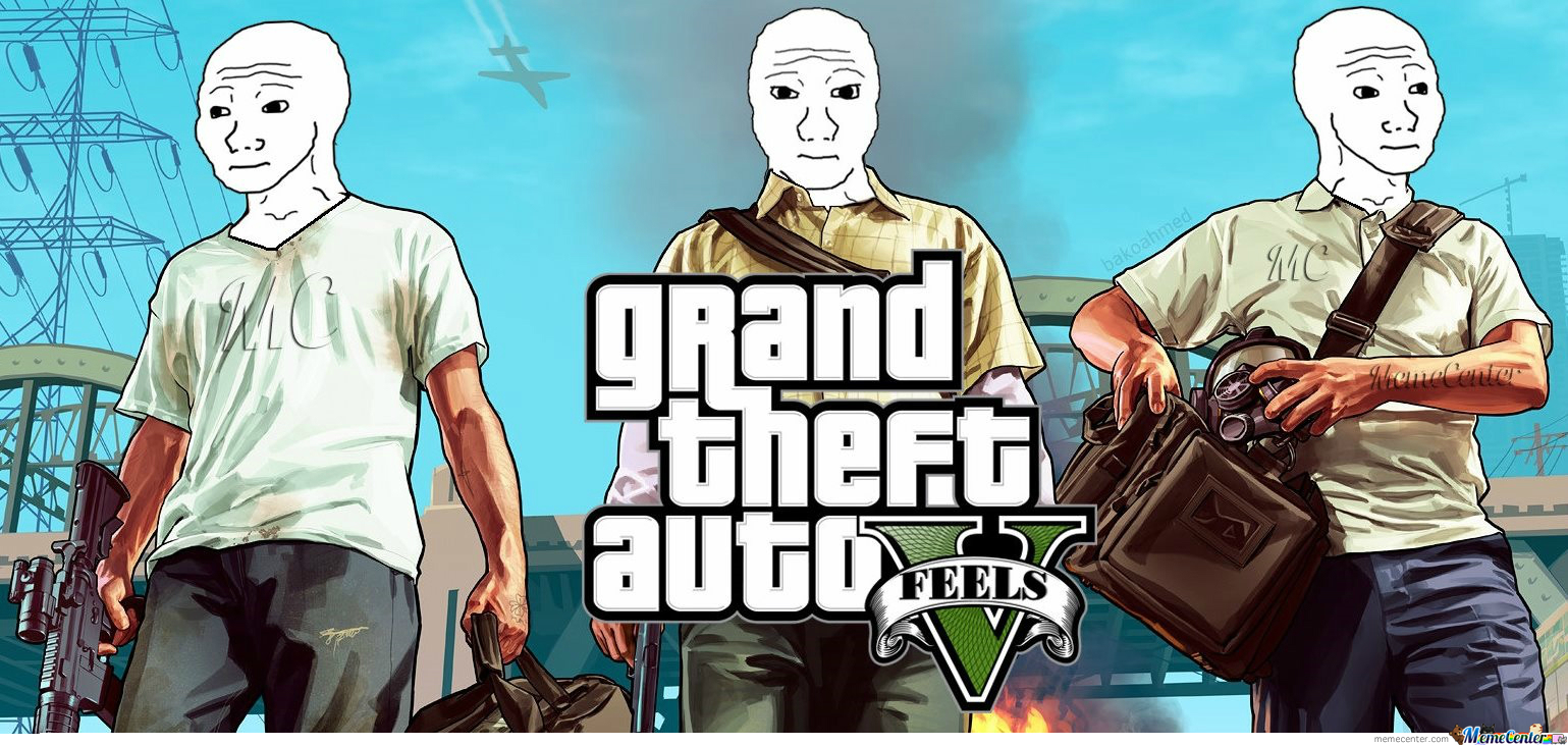 Grand Theft Auto: Feels