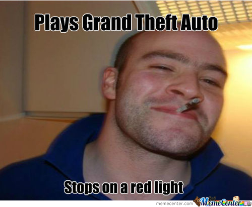 Grand Theft Law Obediance