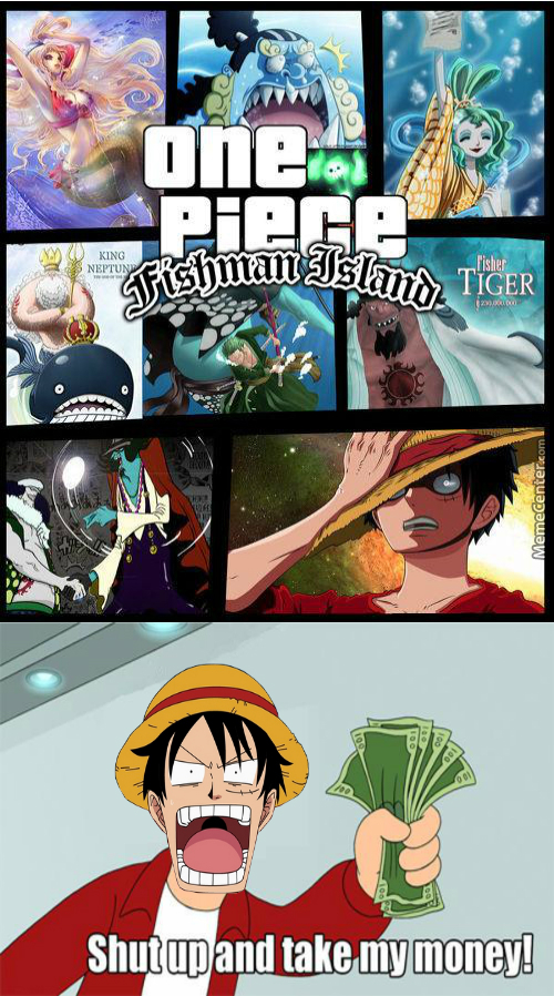 Grand Theft One Piece