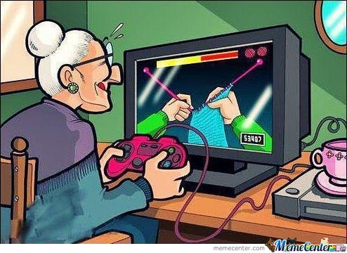 Grandma Favourite Game..