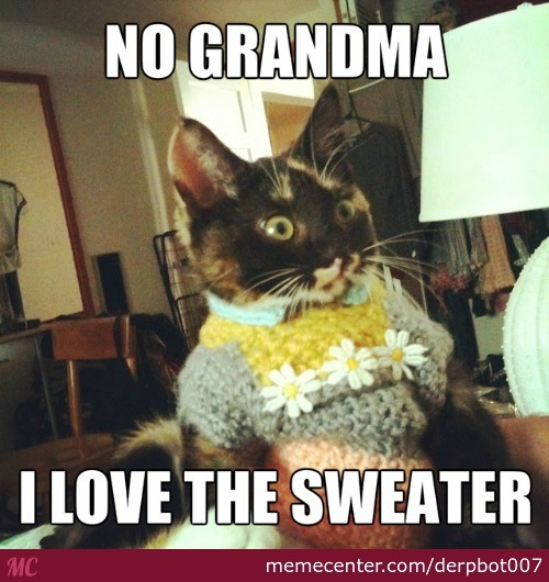 Grandma Kitty