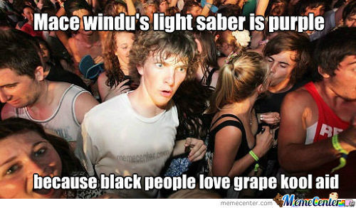 Grape Light Saber