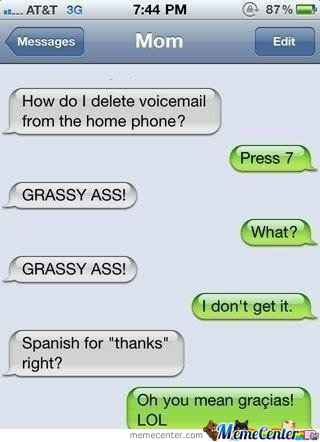 Grassy Ass Lol