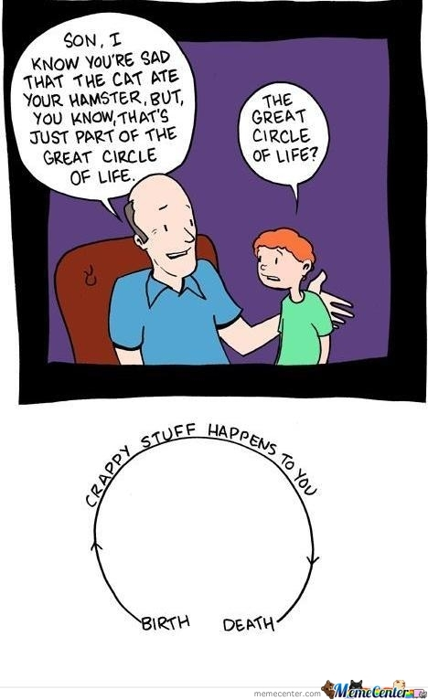 Funny Circle Of Life Meme : Great circle of life by ellacutie meme center