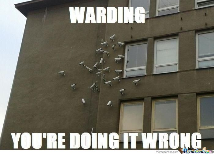 Great Warding..