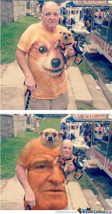 Greatest Face Swap Ever