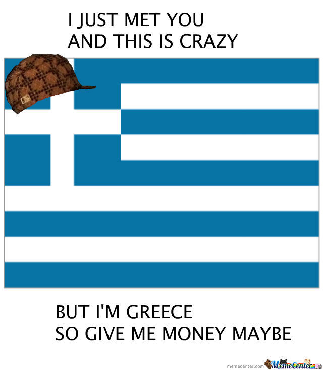 Greece Is Greece