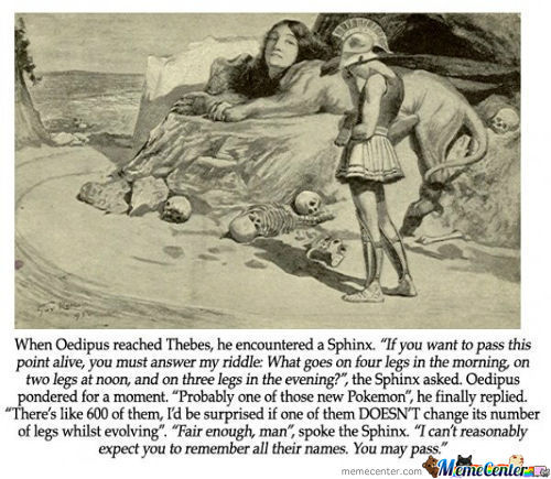 Greek Mythology Was More Interesting Then I Thought