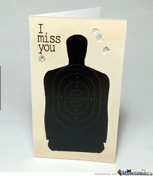 Greeting Card For My Ex