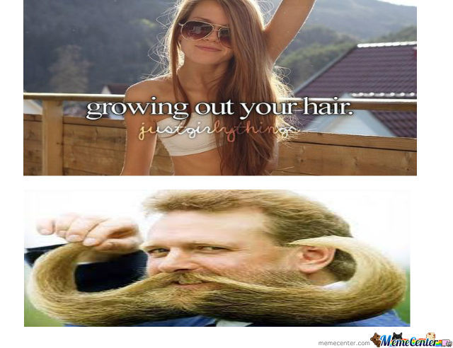 Growing Hair