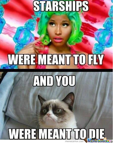 Grumpy Cat Is Right!!