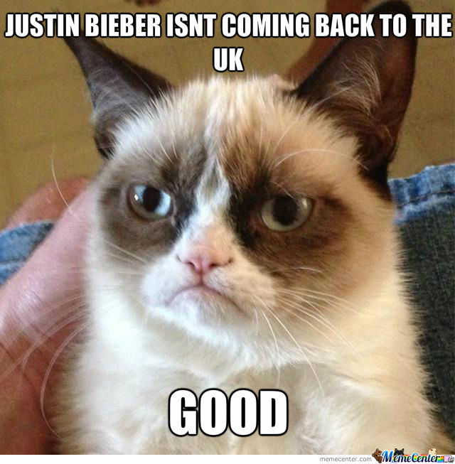 Grumpy Cat Is Right