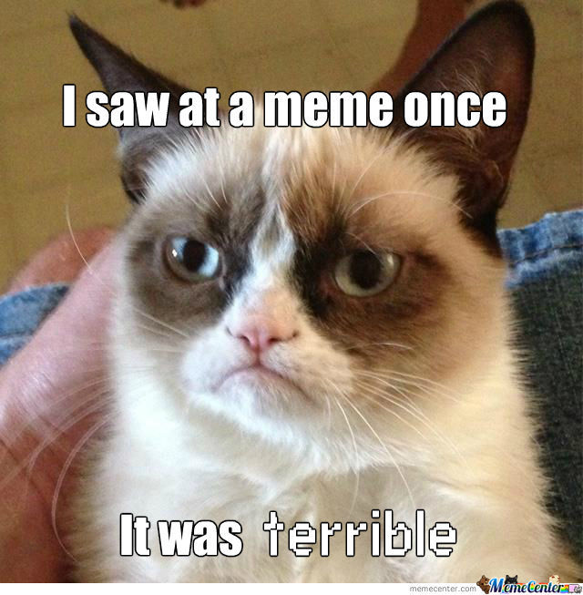 Grumpy Cat The Critic
