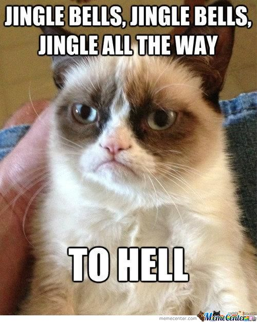 Grumpy Sings Jingle Bell