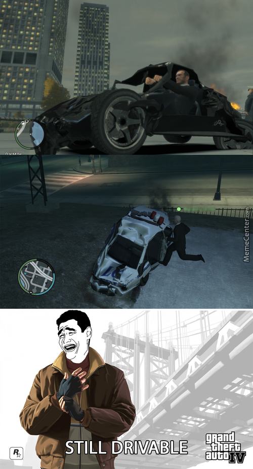 Gta Car Logic