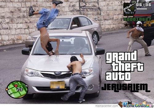 Gta: Jewland Edition