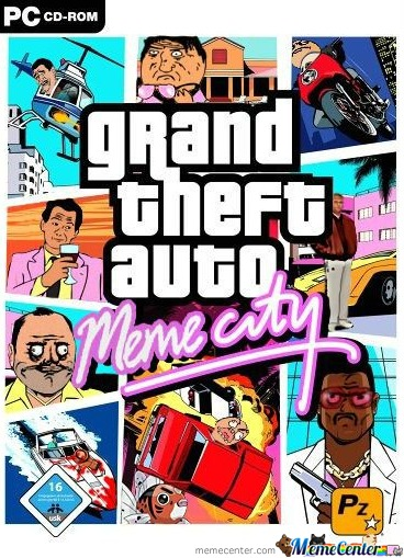 Gta Meme City
