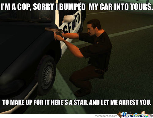 Gta San Andreas Cop Logic